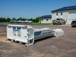 Kent Concrete Washout Container